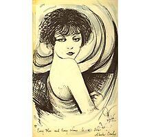 The It Girl ( Clara Bow ) Photographic Print