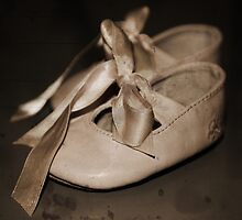 First Shoes by Sue Wickham