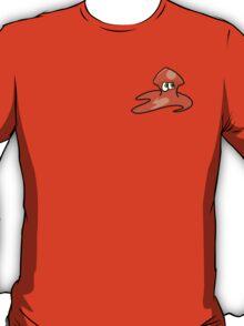 Splatoon Squiddie - Annoyed Orange T-Shirt