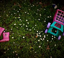 In the garden part 3 by Deon Van Den Berg