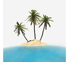 tropical island Photographic Print
