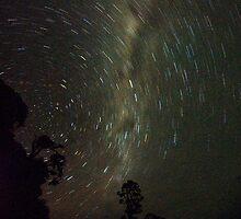 Milky Way by Michael Treloar
