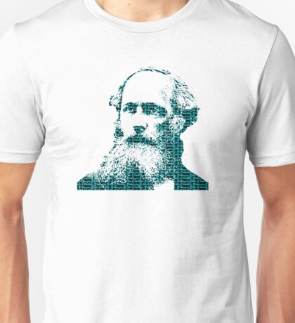 James Clerk Maxwell's Equations Unisex T-Shirt