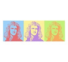 Sir Isaac Newton Photographic Print