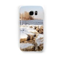 Snow Over the River Samsung Galaxy Case/Skin