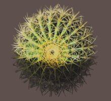 Golden Cactus Baby Tee