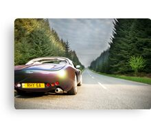 TVR - Just Drive Canvas Print