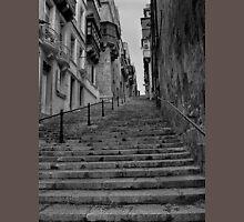 Valletta steps Unisex T-Shirt