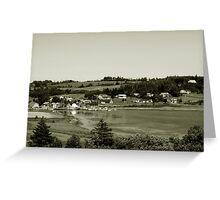 Cavendish, Prince Edward Island Greeting Card