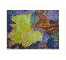 Fall At Farnsworth Art Print