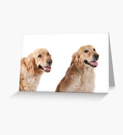 Lehua & Kai Greeting Card