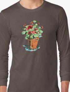Potted Geranium T-Shirt