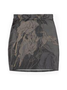 The Optimist Mini Skirt