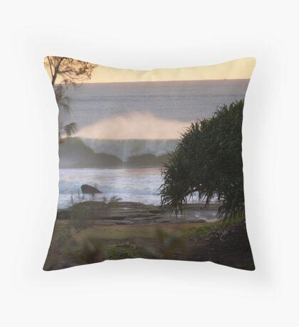 Angourie Sunrise #5 June '09 Throw Pillow