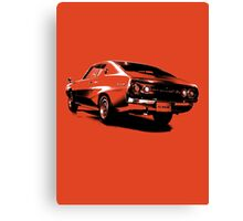 Datsun Skyline 2000 GTX Canvas Print
