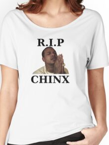 RIP CHINX Women's Relaxed Fit T-Shirt