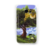 Totoro and Catbus Samsung Galaxy Case/Skin