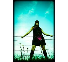 Call me crazy ONE more time! Photographic Print