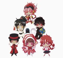 Group Clamp Kids Clothes