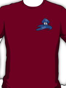 Splatoon Squiddie - Brave Blue T-Shirt