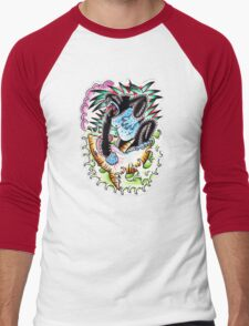 Banana Royale T-shirt Men's Baseball ¾ T-Shirt