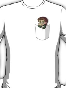 Chibi Pocket Sam T-Shirt
