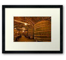 Tahbilk Winery Framed Print