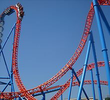 Rollercoaster by Elzbieta