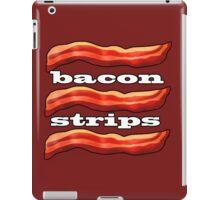 Nerd things - Bacon strips addicted iPad Case/Skin