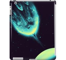There Is No Planet to Save iPad Case/Skin