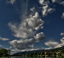 Cloud formation  by Amkia