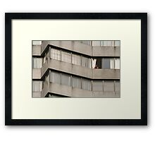 A lovely day in Margate  Framed Print