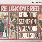 Sundayworld Glamour Shoot by Nadia Power