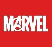 Marvel Avengers Logo by Andrew Luna