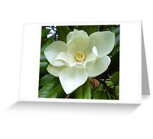 White Star. Greeting Card