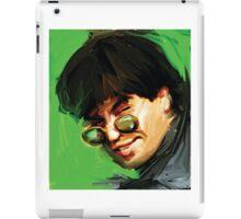 ShahruKh Khan iPad Case/Skin