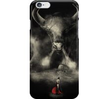 Matador's Match iPhone Case/Skin
