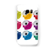 Multi colored crushed cans Samsung Galaxy Case/Skin