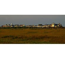 Vacation Spot for Dreamers.... Cape Hatteras, North Carolina Photographic Print