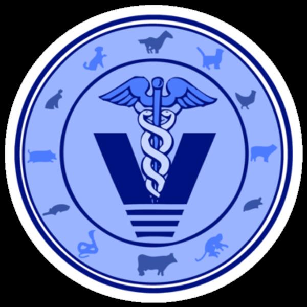veterinary logo 3 by SofiaYoushi