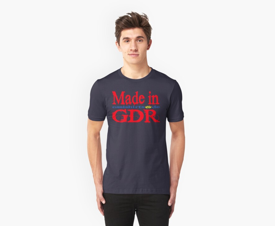 Made in GDR by fuxart