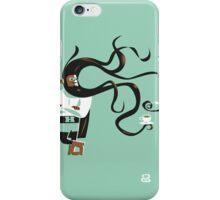 Super H (m) iPhone Case/Skin