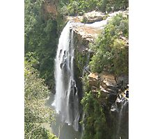 lisbon falls Photographic Print