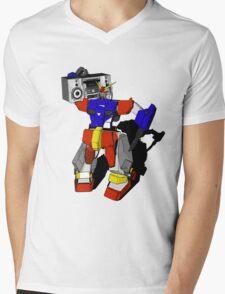 Music Machine  Mens V-Neck T-Shirt