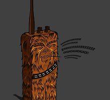 Wookiee Talkie by lishoffs