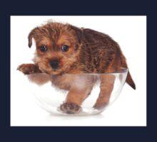 red terrier puppy Kids Tee