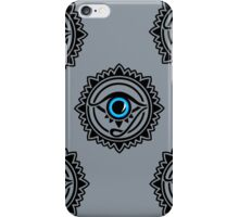 Nazar - protection amulet - eye of providence - all seeing eye, Horus iPhone Case/Skin