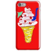 ICE CREAM CONE  iPhone Case/Skin