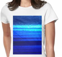 Blue Horizon Womens Fitted T-Shirt
