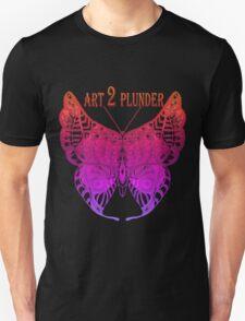 A2P Butterfly 2 Unisex T-Shirt